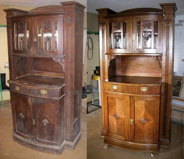 Reciclar muebles por qu y c mo debemos hacerlo - Reciclar muebles antiguos ...
