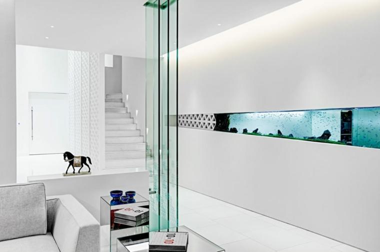 residencia cristales combinaciones externas