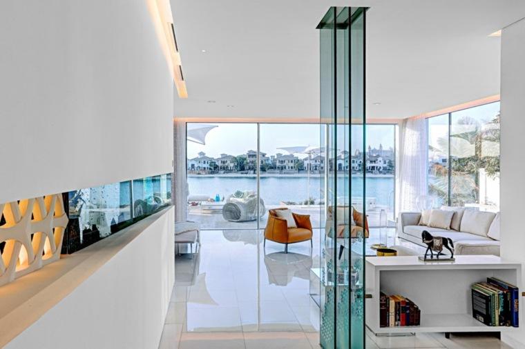 residencia moderna lujo mar