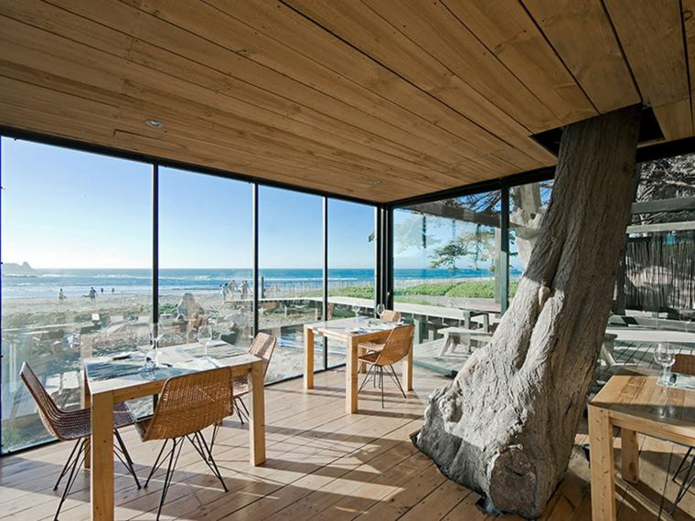 hotel ideal para surfistas