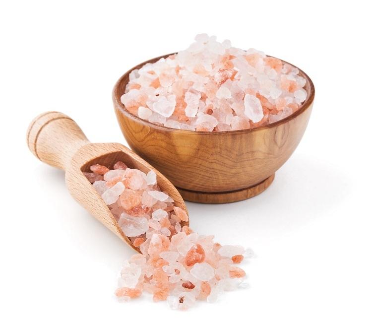 sal del Himalaya efectos
