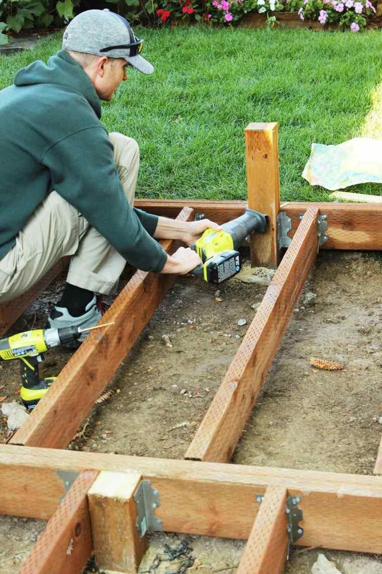 serrar la madera