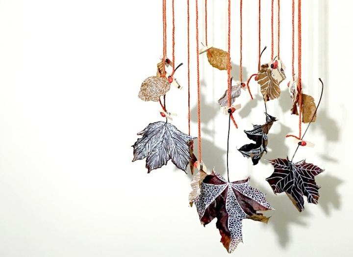 soluciones modernas estilos hojas