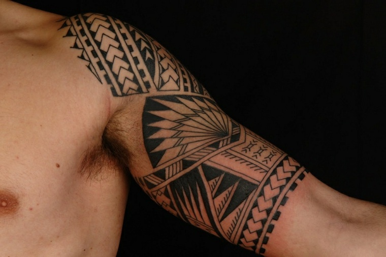 tatuaje-maori-brazo