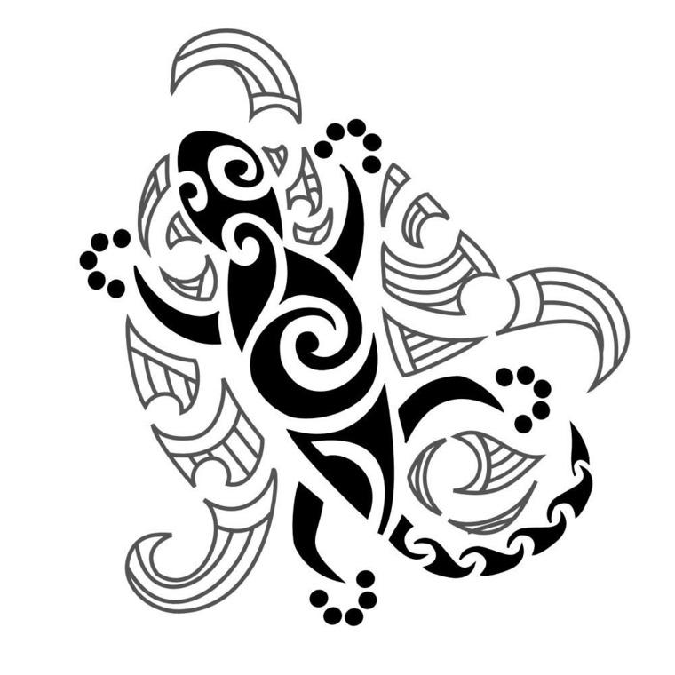 tatuaje-ornamento-lagarto