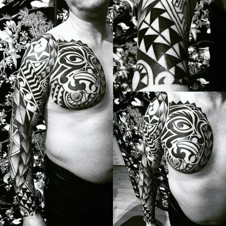 Tatuaje Maorí Los Símbolos Principales Y La Leyenda De Mataora Y