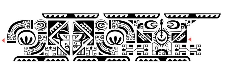 Tatuaje Maori Los Simbolos Principales Y La Leyenda De Mataora Y - Dibujos-maoris