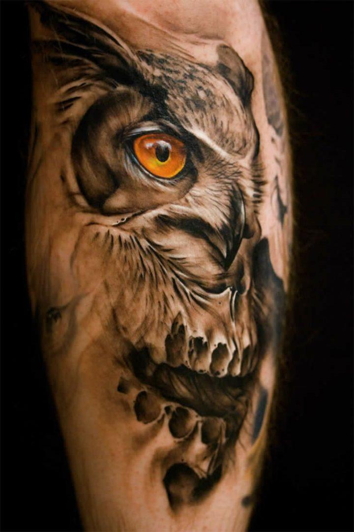 tatuajes para hombres ideas buho.jpg