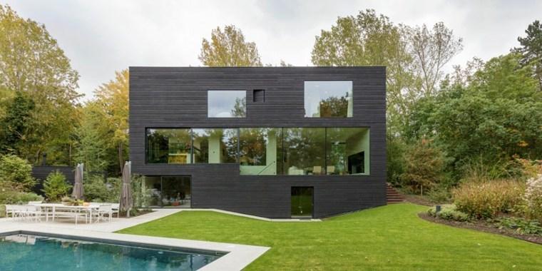 villa moderna especial concepto