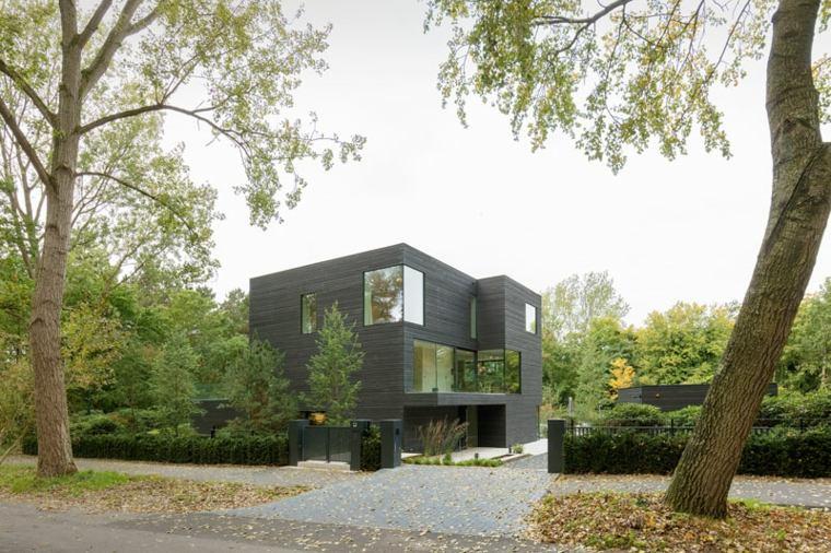 villa moderna ideas diseño