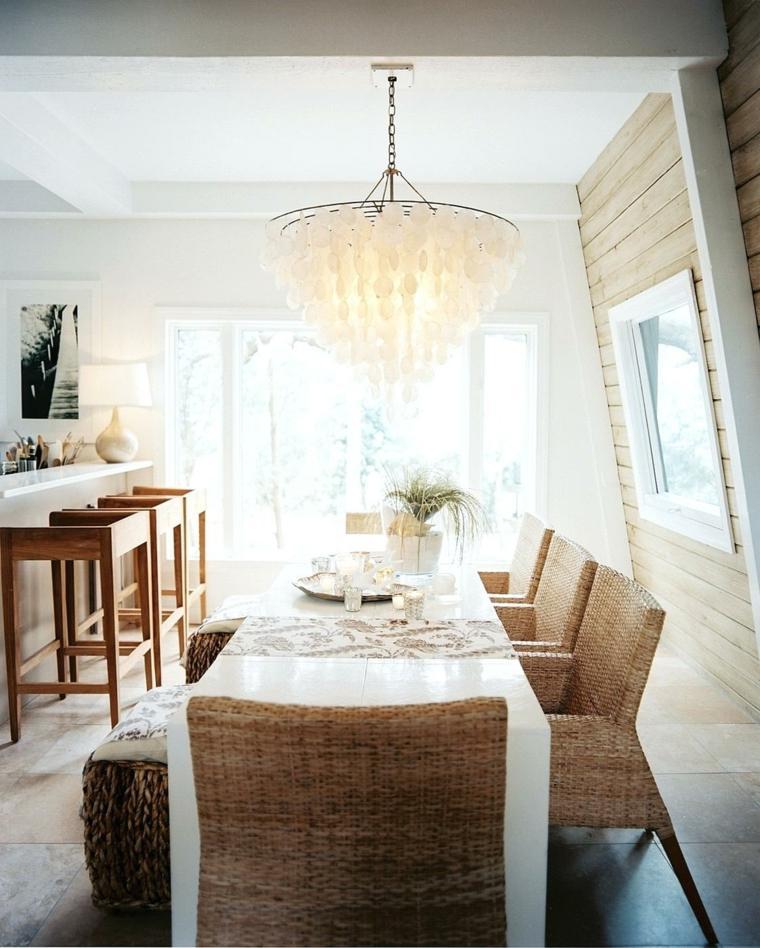 acento muebles diseño costero