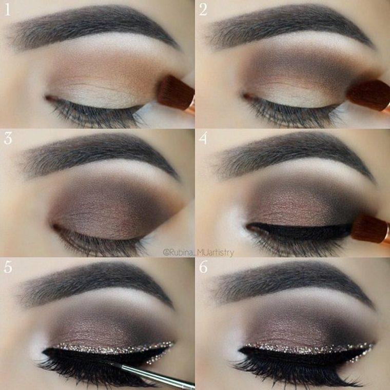 ideas para maquillaje de fiesta