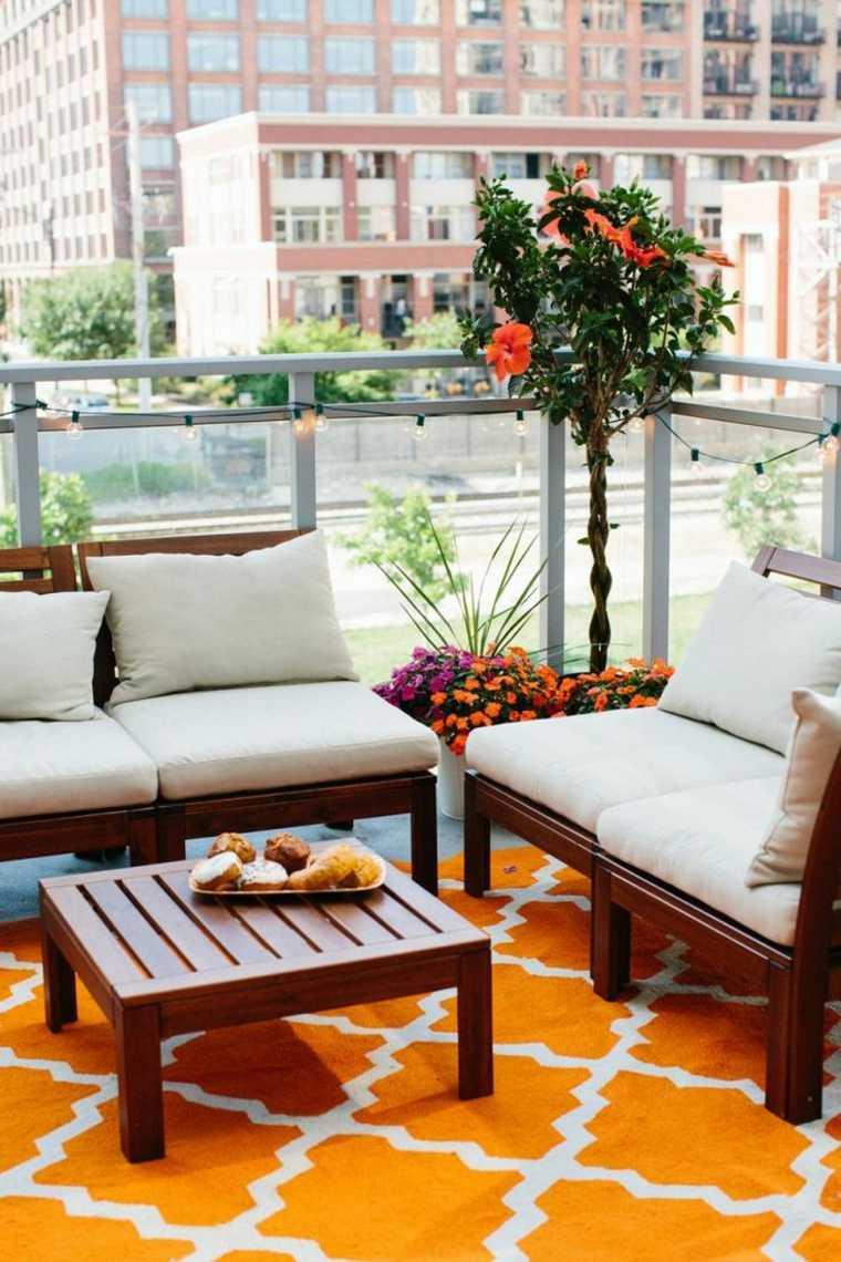 ideas para decorar terrazas y balcones con estilo