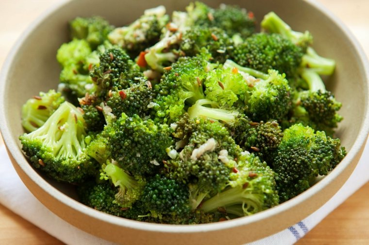 alimentos saludables brocoli