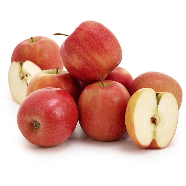 alimentos saludables manzanas