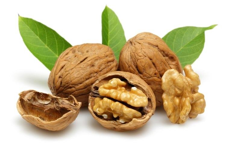 alimentos saludables nueces