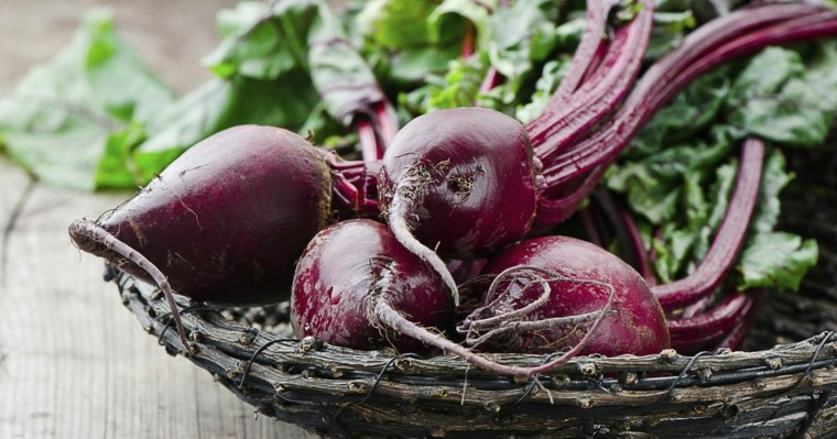 alimentos saludables remolachas