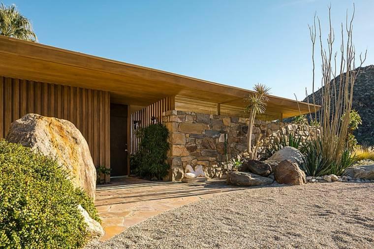 arquitectura y diseño elegante desierto