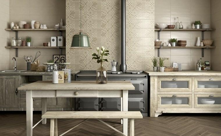Azulejos cocina y consejos sobre la elección de este elemento tan ...