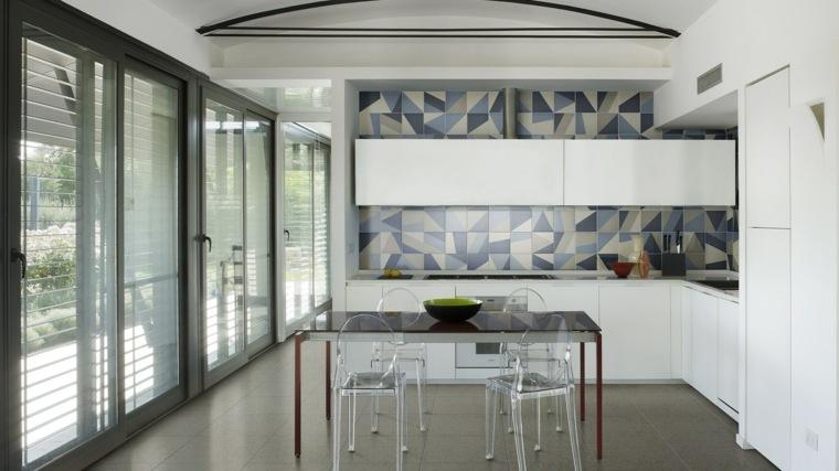 azulejos cocina-gres-porcelana-ideas