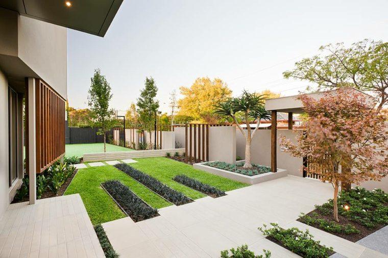 estupendas ideas de diseño de jardines pequeños