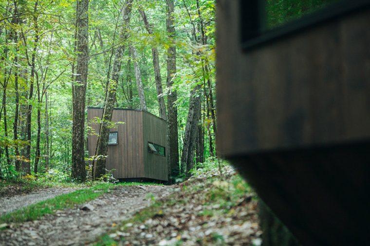 cabañas de madera Getaway