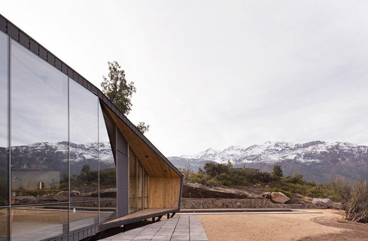 cabañas rurales inspiradoras madera