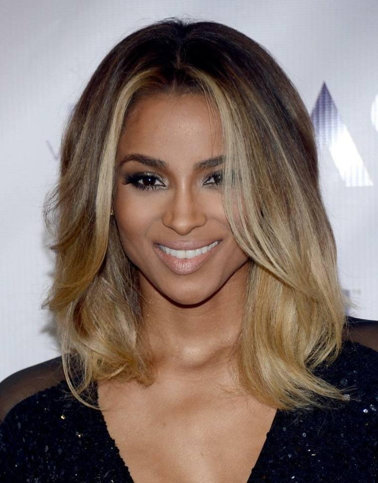 bonitos peinados de media melena
