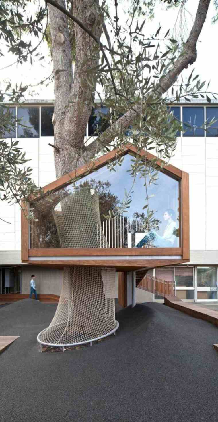 estupenda casita moderna