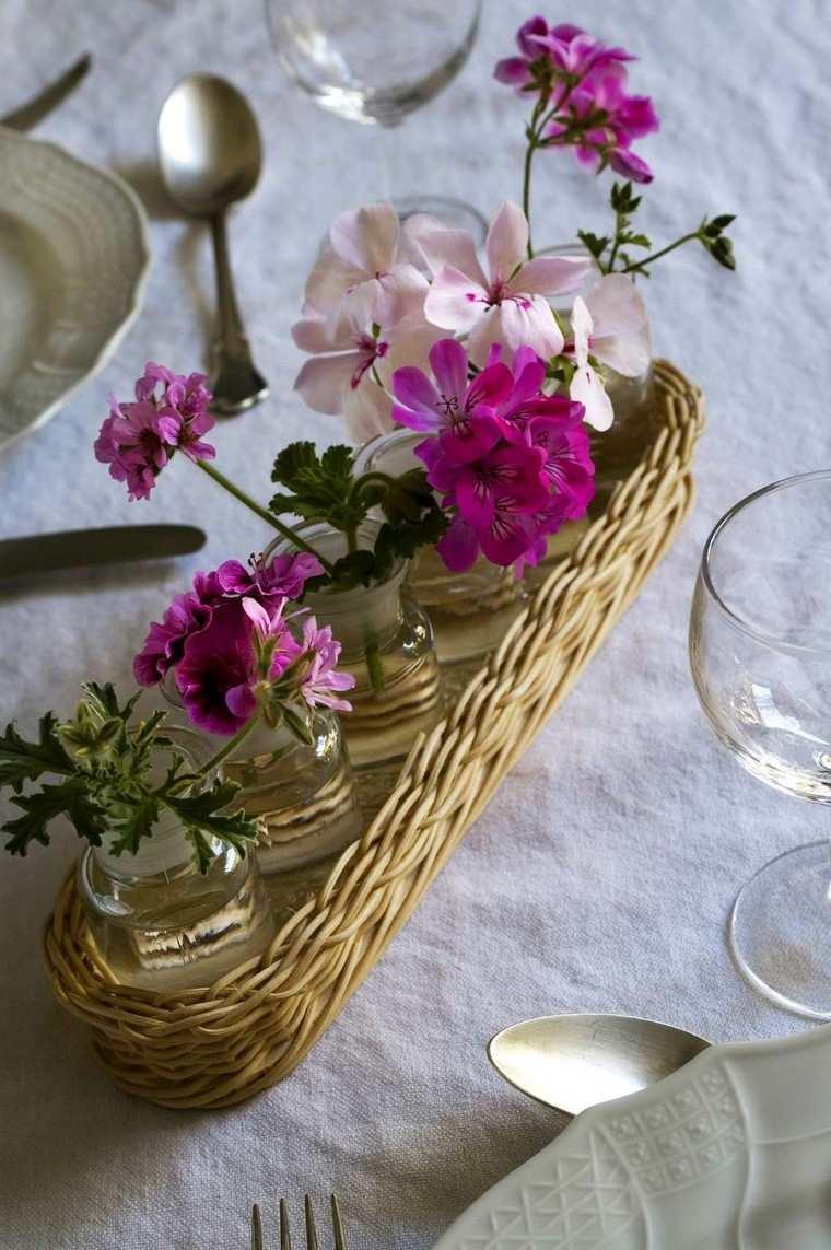 centros de mesa para boda-decoracion-cesta