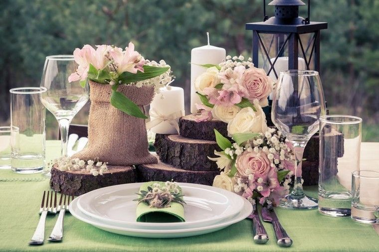 centros de mesa para boda-estilo-rustico