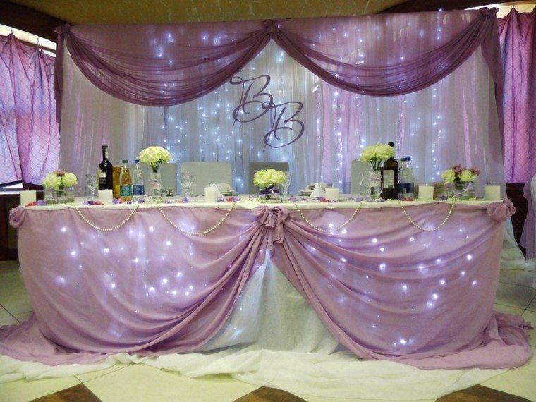 centros de mesa para boda-ideas-luces