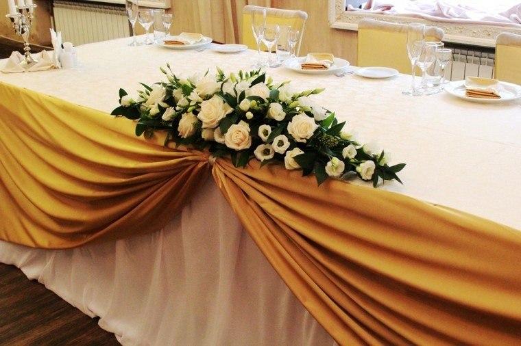 centros de mesa para boda-mesa-novios