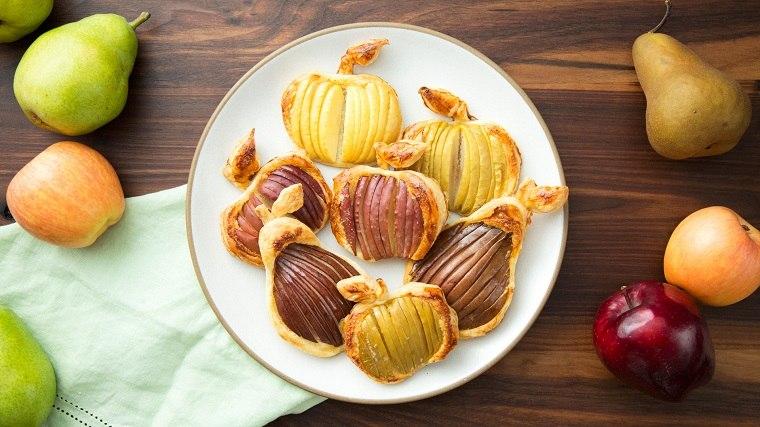comidas-de-verano-recetas-opciones-manzanas-peras