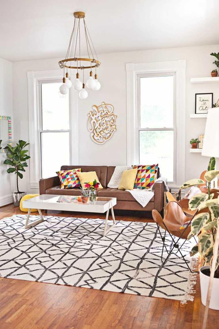 cómo decorar el salón-diseno-estilo-moderno