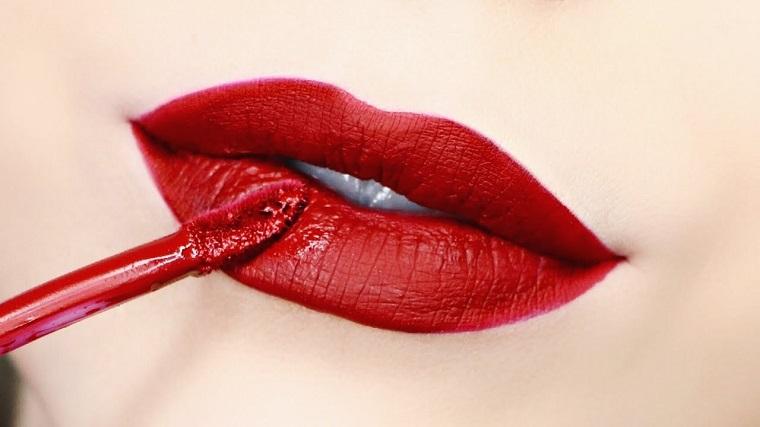 cómo pintarse los labios-definicion