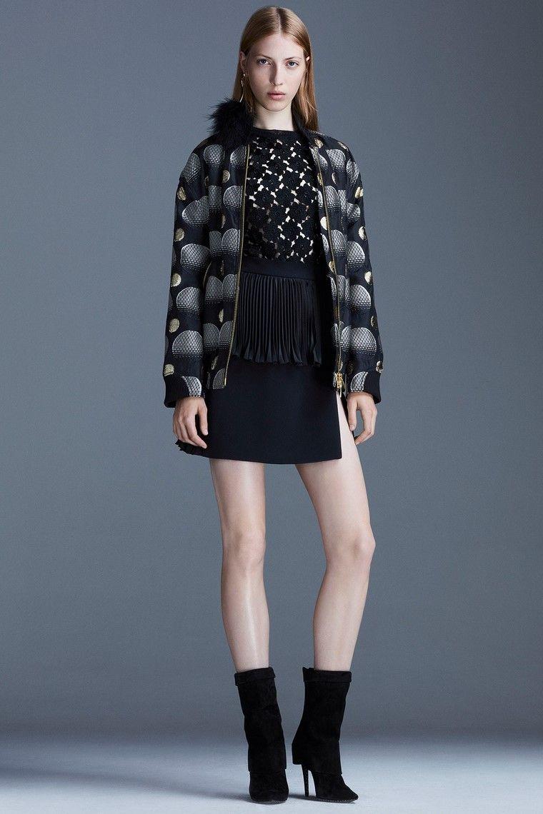 cómo vestir bien-club-vestido-corto-negro