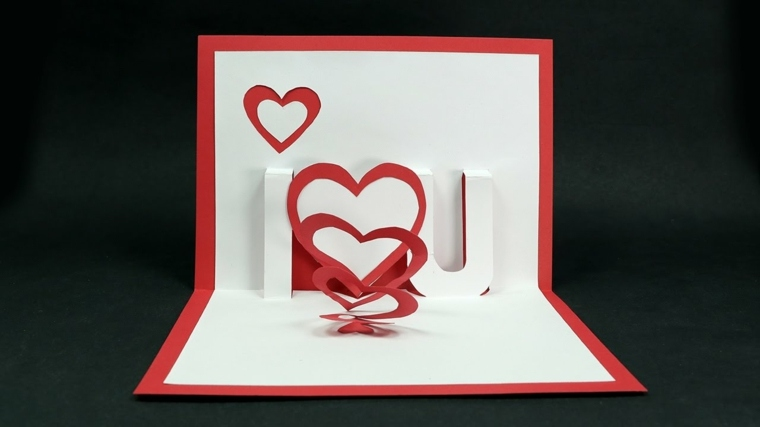 corazones-3d