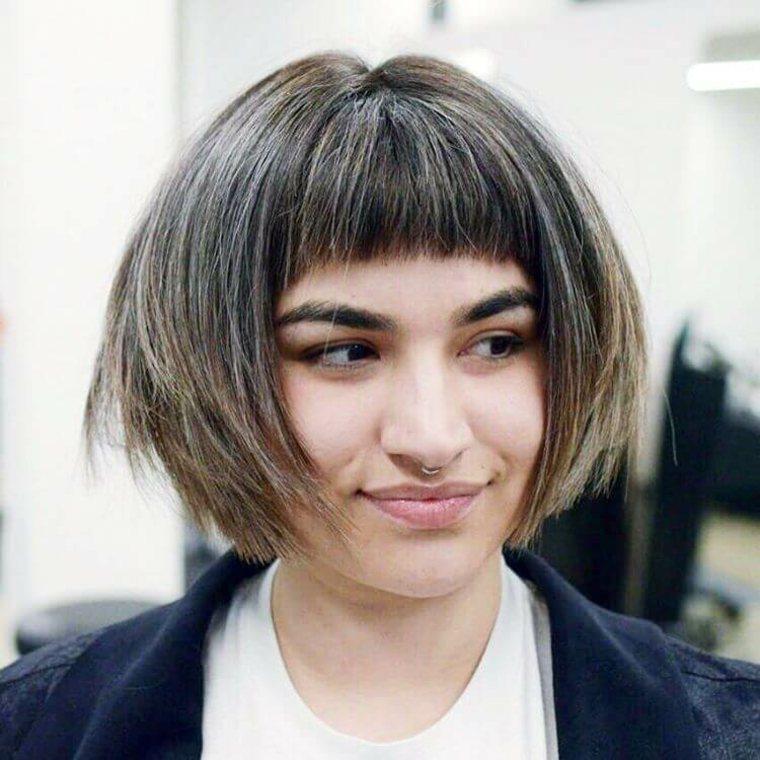 corte de pelo bob corto