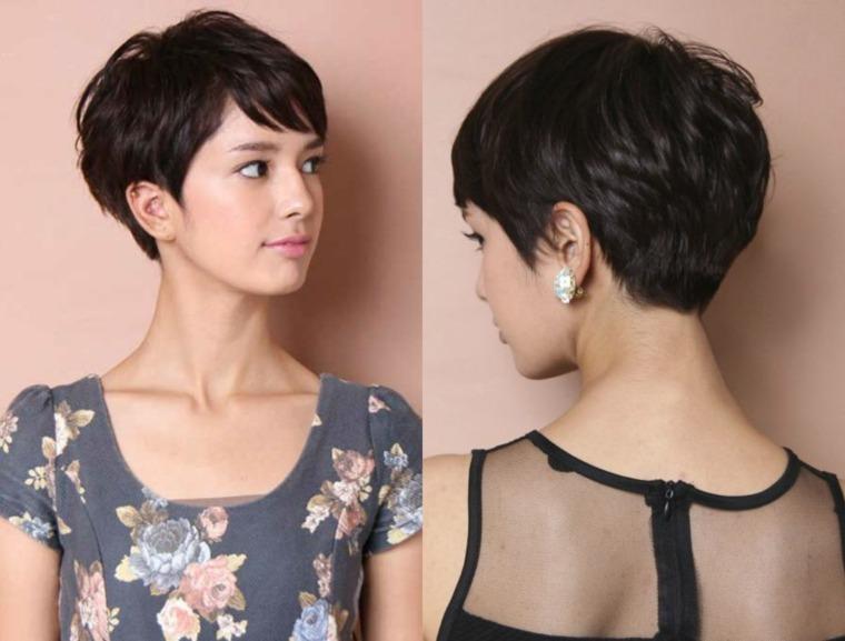 Hairstyles 2019 Female Pinterest: Corte De Pelo Pixie Para Un Look único Y Moderno