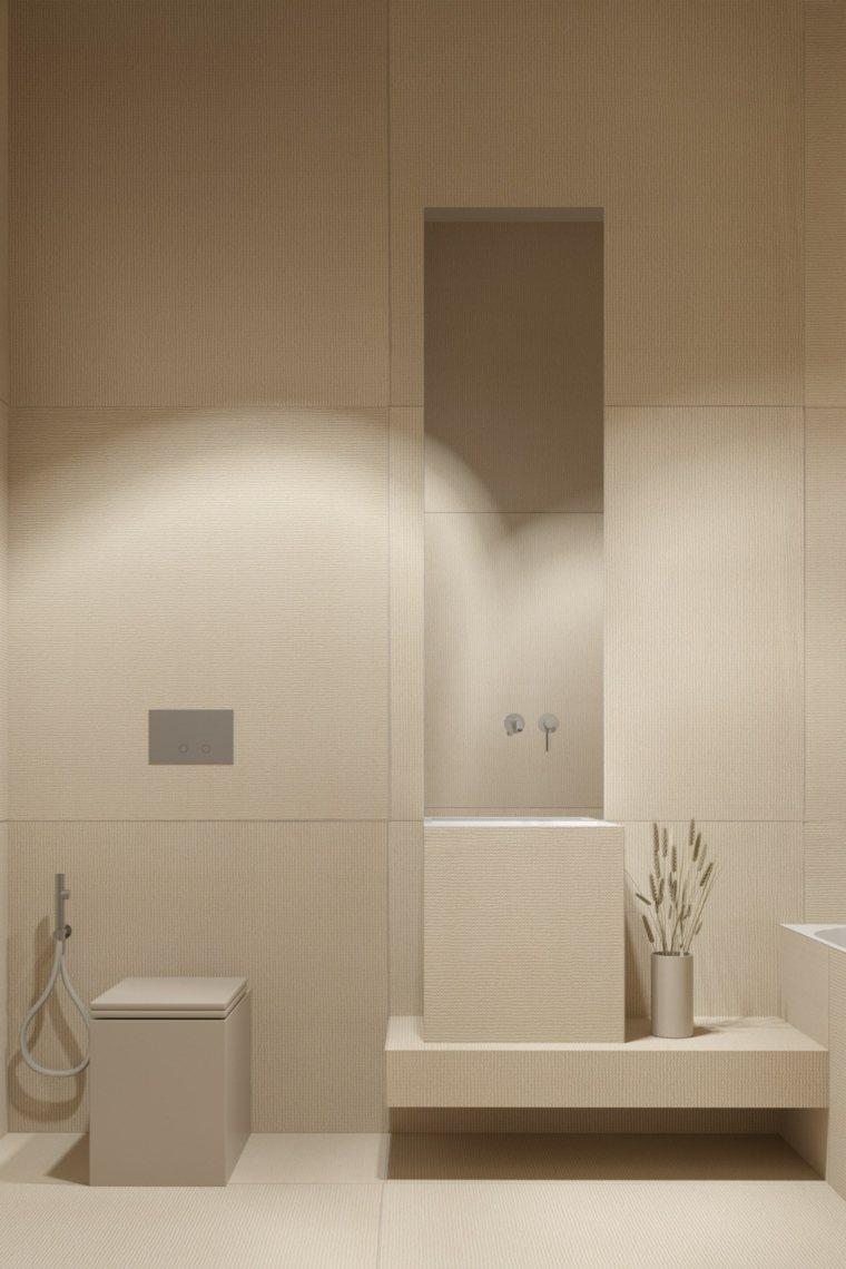 Diseño de cuarto de baño moderno deIgor Sirotov