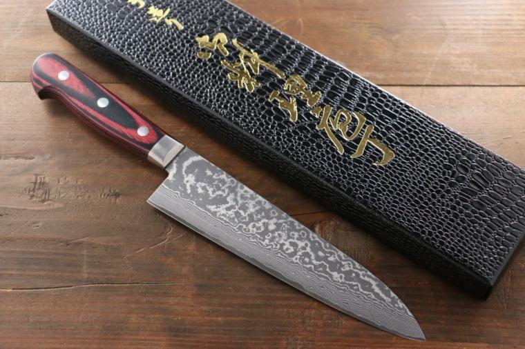 Cuchillode cocina japonés