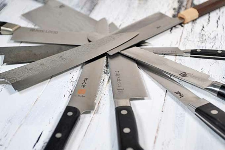 estupendos cuchillos de cocina profesionales