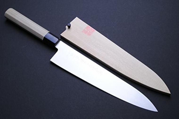 Yoshirhiro Stainless Steel Gyuto