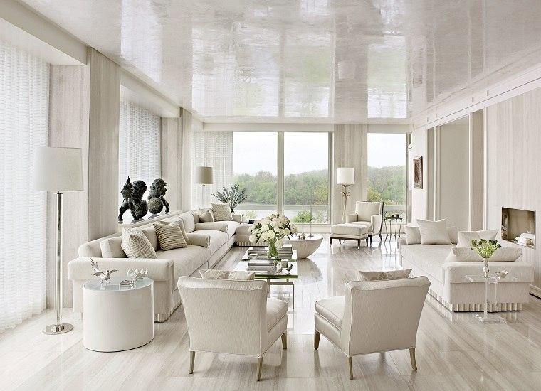 decoracion-de-interiores-salon-blanco