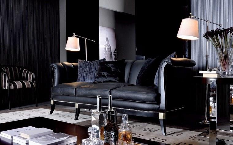 decoracion-de-interiores-salon-iluminacion-estilo