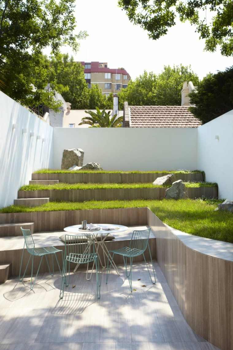 ideas de diseño de jardines pequeños