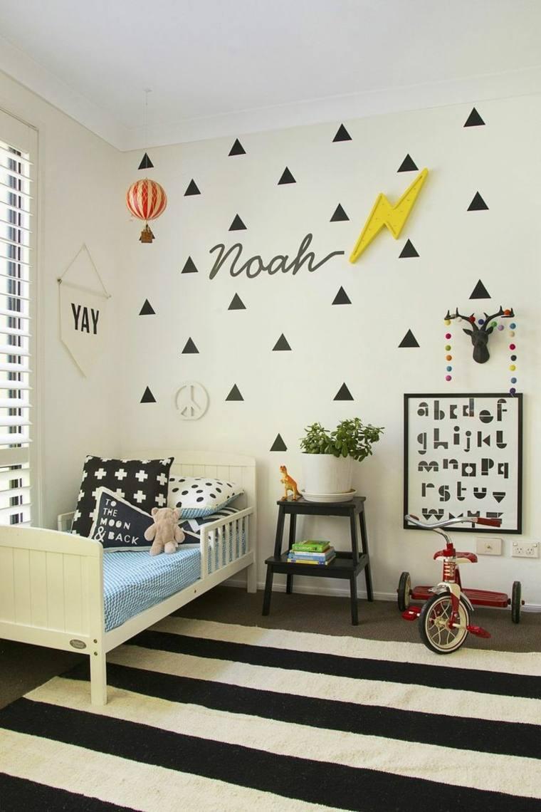 Dormitorios infantiles bonitos