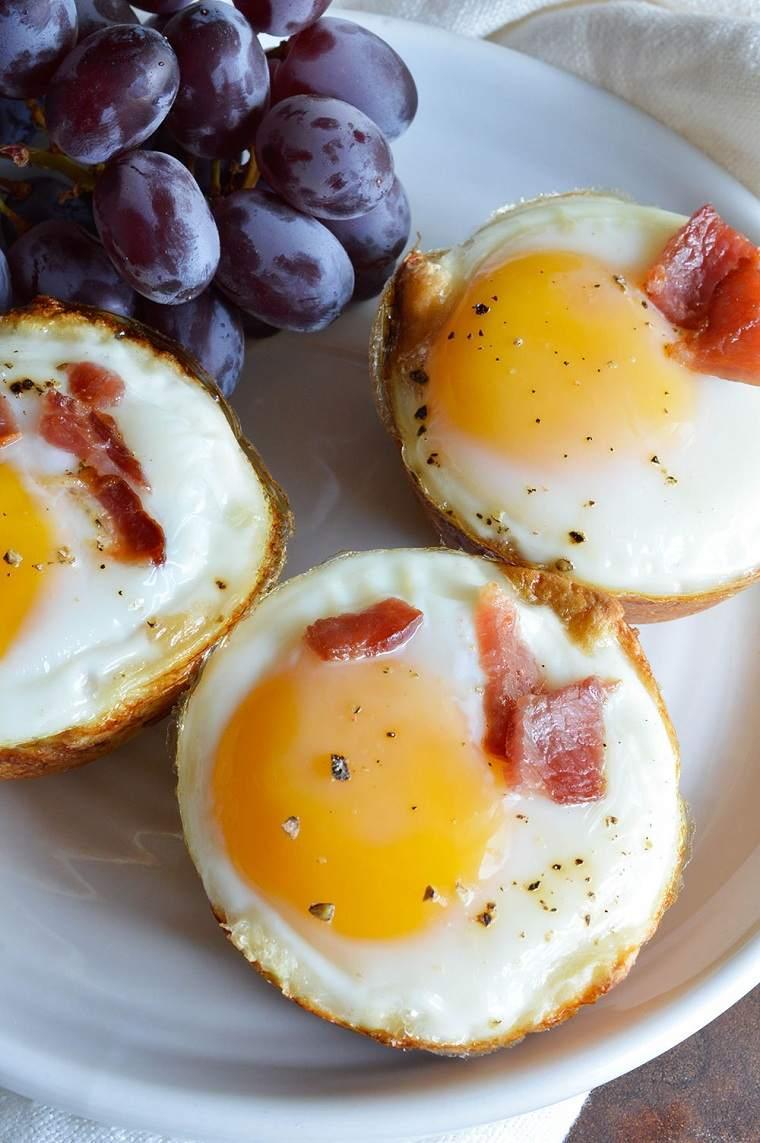 desayunos-saludables-opciones-adelgazar-comida-huevos