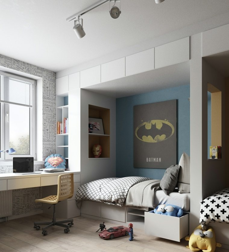 dormitorios-infantiles-diseno-opciones-cama-original